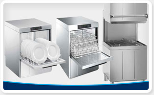 We repair the following makes of commercial glass, dishwashers, and icemakers